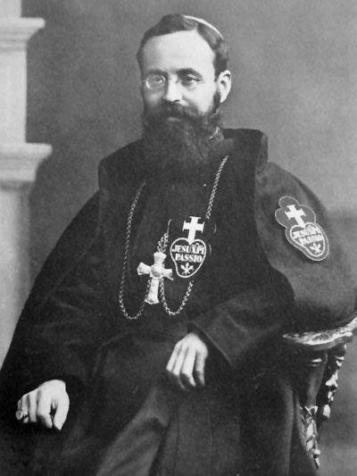 Н. В. Преосвещенство Дамян Телен